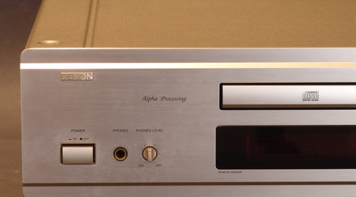 DCD-1450 Sztereó CD Lejátszó