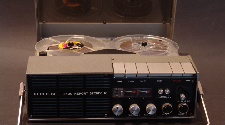4400 Report Stereo IC Orsós Magnó