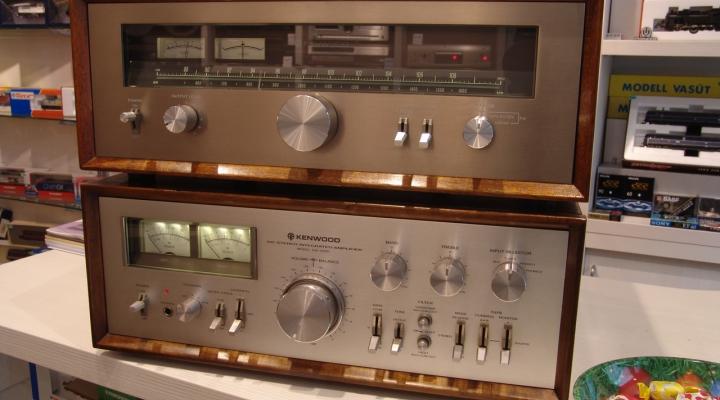 KA-9100 Stereo Amplifier