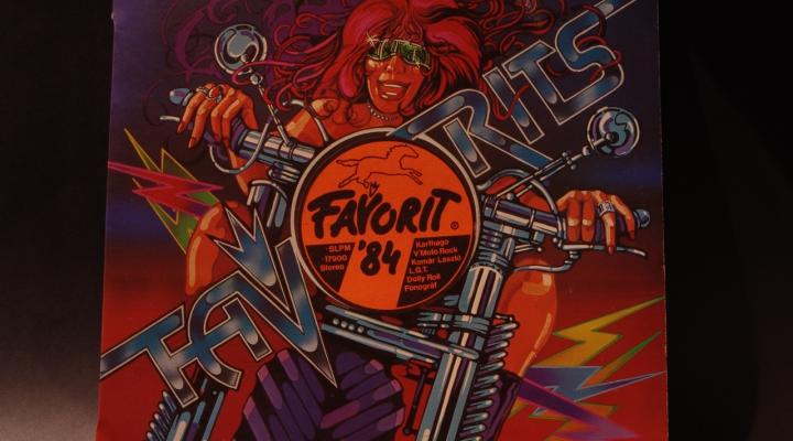 Favorit 84-Válogatás LP