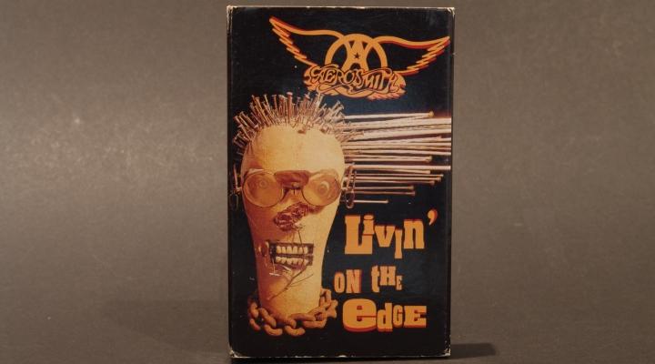 Aerosmith-Living In The Edge MC