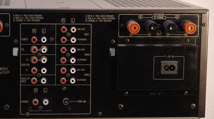 SU-V900 Sztereó erősítő