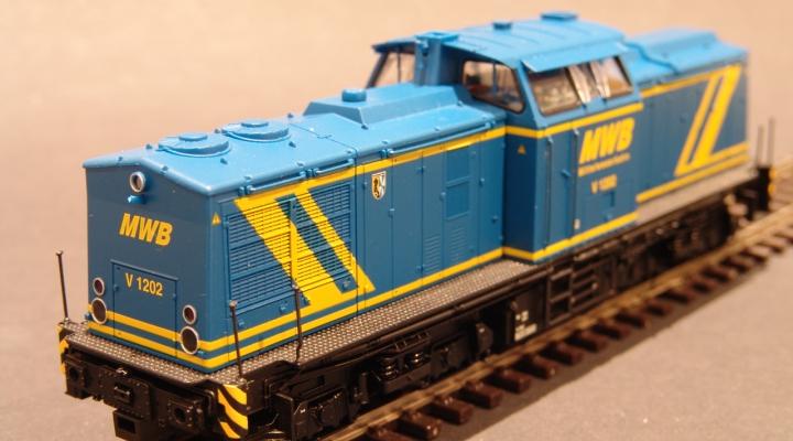 V1202 MWB Diesel Loc
