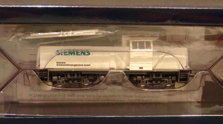 MAK 1206 Siemens Dízelmozdony ÚJ ÁR!