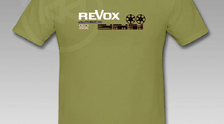 Póló ReVoxAudio002