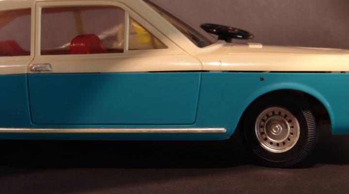 Fiat Coupe Távírányítós Modell