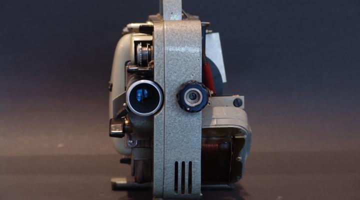 AM8 Projektor Super 8