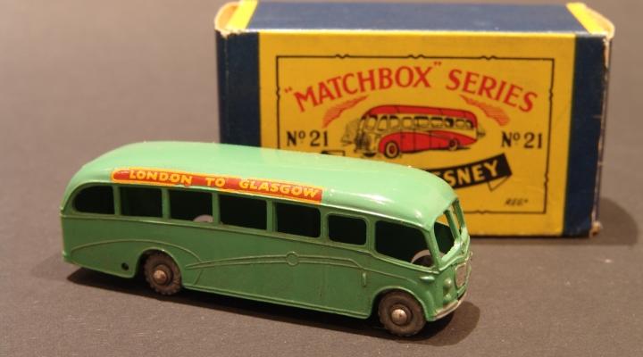 MOKO 21 Long Distance Coach B 1958