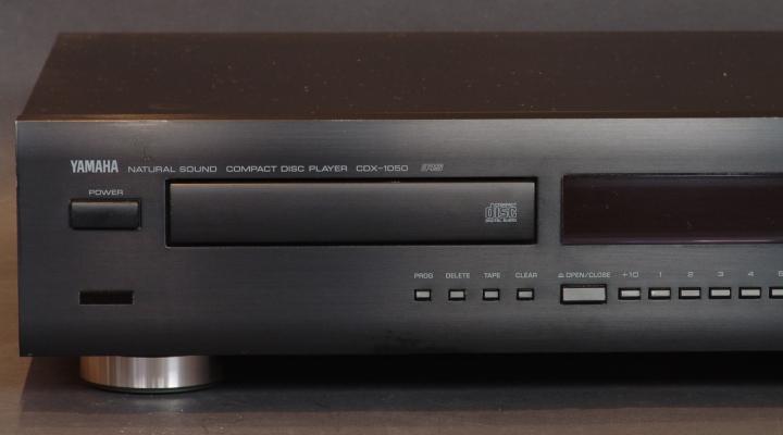 Cdx 1050 Stereo Cd Player Ritorno Hu