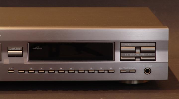 Cdx 593 Stereo Cd Player Ritorno Hu