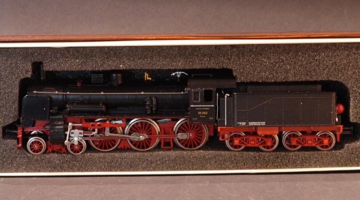 BR38 2142 Steam Lok
