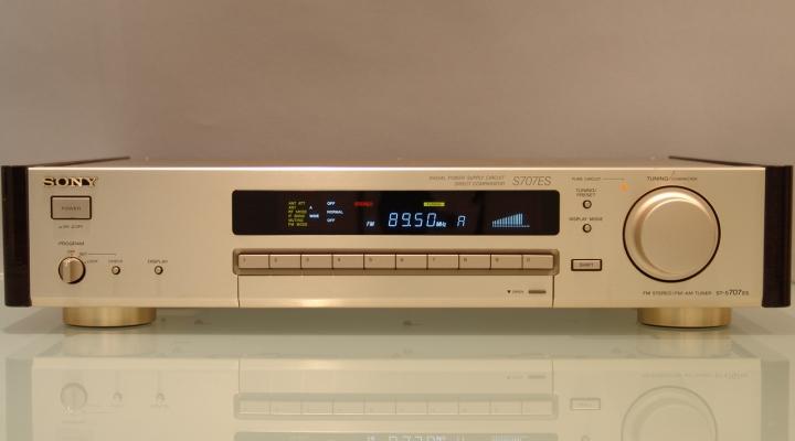 St S707es Stereo Tuner Ritorno Hu