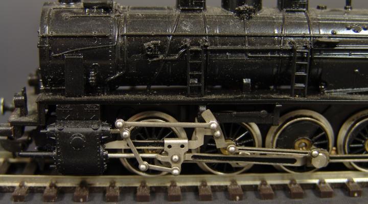 BR55 SNCF 040.D.90 Gözmozdony