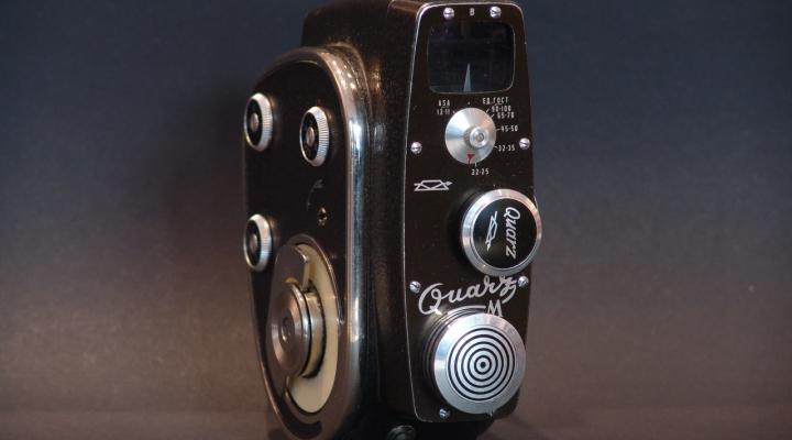 Quartz M Super 8 USSR 1963