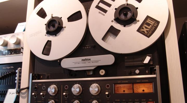B77 MKII Stereo Reel To Reel