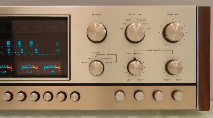 KR-8040 Quadro Receiver ÚJ ÁR!
