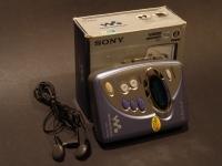 WM-FX277 Walkman Hordozható Radió/Kazettás Lejátszó