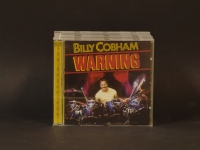 Billy Cobham-Warning CD