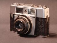 Agfa Silette/Agfa Color-Agnar2,8/45mm Fényképezőgép