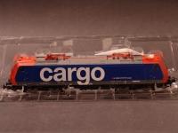 Re 482 001-5 SBB Cargo Villanymozdony ÚJ ÁR!