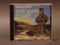 Irish Dance & Song CD