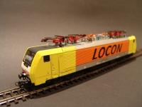 BR189 Locon Villanymozdony