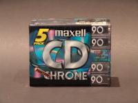 Maxell CD II 90 CHROM MC ORIG / DB.