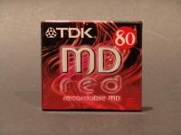TDK MD 80 R MiniDisc ORIG