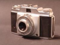Agfa Silette/Agfa Apotar 3,5/45mm Fényképezőgép