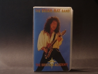 Brian May-The Brixton Academy VHS
