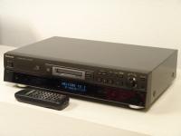 SJ-MD100 Sztereó MiniDisc Recorder