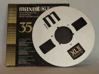 XL II 35-180B ALU Tárcsa/Magnószalag EE