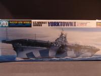 Yorktown Modell 1:700 Japan 1992