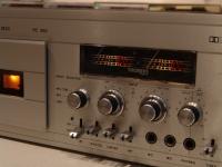 PC 650 Stereo Casssette Deck