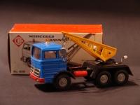 CKO Mercedes Crane 429 / Friction