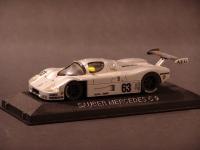 Mercedes Sauber C9 1989 Le Mans 1:43