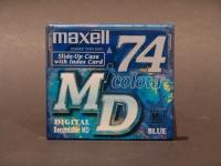 Maxell 74 B MiniDisc ORIG