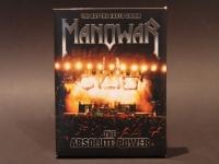 Manowar-The Absolute Power 2 DVD