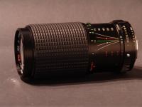 Porst Tele-Zoom 1:4.5/75-200mm Objektív