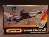 Thunderbirds Modell 1:72 England 1985