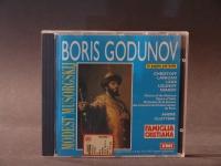 Musorgskij-Boris Godunov EMI CD