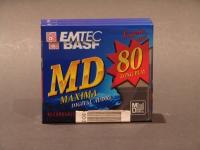 BASF MD Maxima 80 MiniDisc ORIG