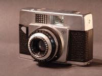 Agfa Silette/Agfa Color Agnar 2,8/45mm Fényképezőgép