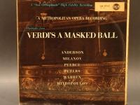 Verdi-A Masked Bal 1967 LP