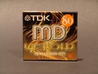 TDK MD 80 Y MiniDisc ORIG