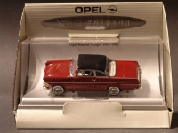 OPEL Rekord Coupé 1961-1962 Modell 1:43 Germany