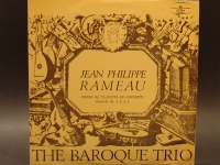 The Baroque Trio 1979 LP