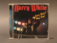 Barry White-Your Heart And Soul CD
