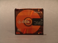 Sony SAM 74 MiniDisc OR