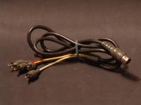 DIN/4RCA Lejátszó/Felvevő Sztereó Kábel